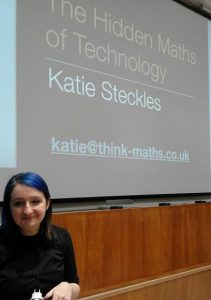 Katie Steckles: The Hidden Maths of Technology